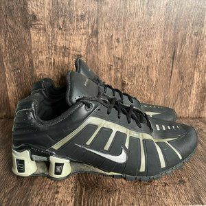 Nike Shox O'Leven Flywire Black Sneakers